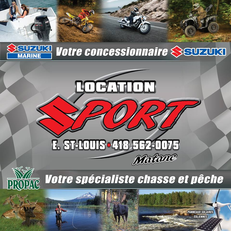 Location Sport Éric St-Louis